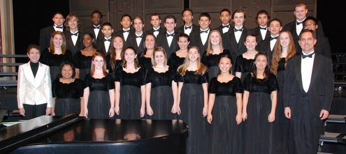 VHS Chamber Singers Formal